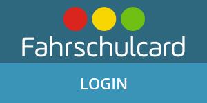Fahrschulcard App - Login